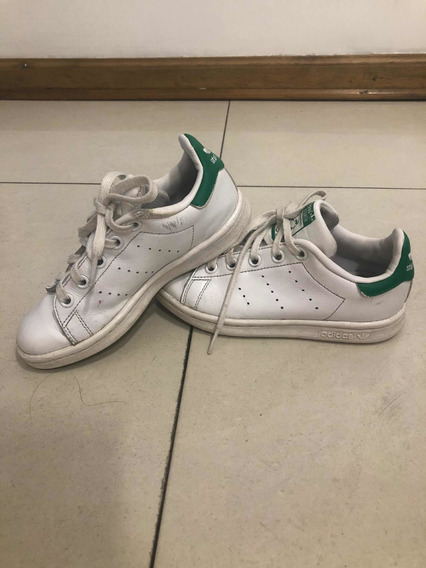 Zapatillas adidas Stan Smith Blancas De Niña