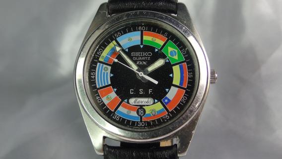 Relógio Seiko Copa Da Itália De 1990 C S F Relogiodovovô