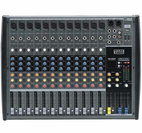 Mesa Som 12 Canais - Mark Áudio Cmx 12 Usb C/efeitos