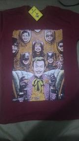 Camisa Geek Coringa Batman