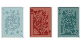 Set De 3 Carpetas Texturizadoras Embossing Póker Sizzix