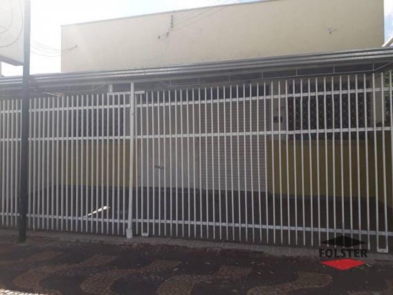 Salão Para Alugar, 341 M² Por R$ 2.800/mês - Vila Santa Cruz - Santa Bárbara D