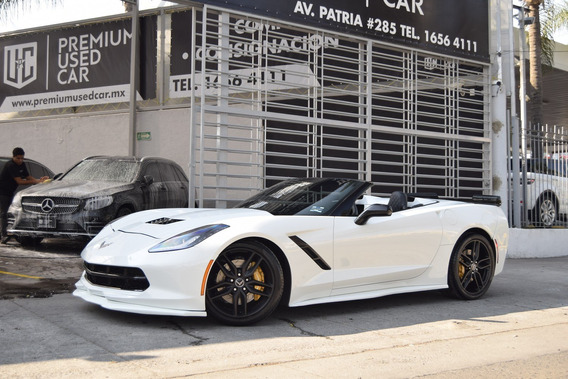 Chevrolet Corvette C7 Stingray 2014 / Tomo Auto