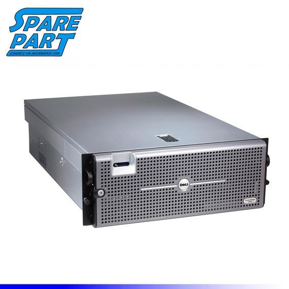 Servidor Dell Poweredge R900 Quad Core 128gb 6tb