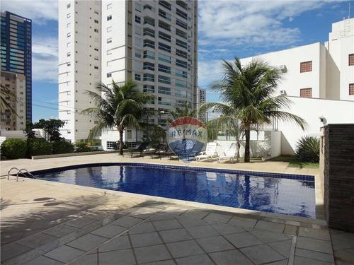Imagem 1 de 17 de Apartamento Com 4 Dormitórios À Venda, 160 M² Por R$ 680.000,00 - Quilombo - Cuiabá/mt - Ap1096
