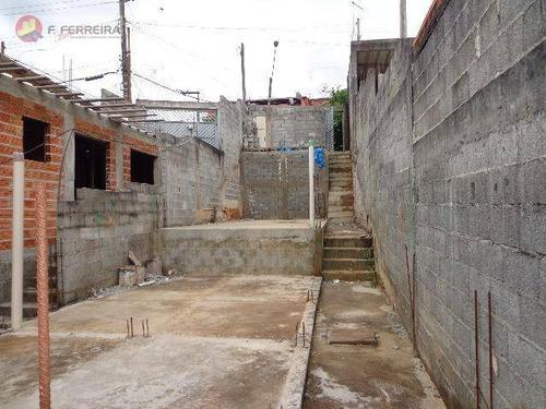 Terreno  Residencial À Venda, Jardim Idemori, Itapecerica Da Serra. - Te0008