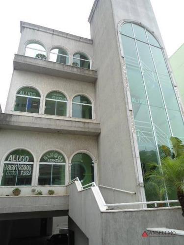 Imagem 1 de 26 de Prédio Para Alugar, 1000 M² Por R$ 13.000,00/mês - Centro - São Bernardo Do Campo/sp - Pr0040