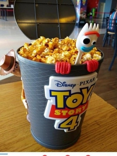 Palomera Cinemex Toy Story Buddy