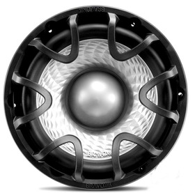 Subwoofer 12 Bravox Uxp 500 Wrms Bobina Dupla 2+2