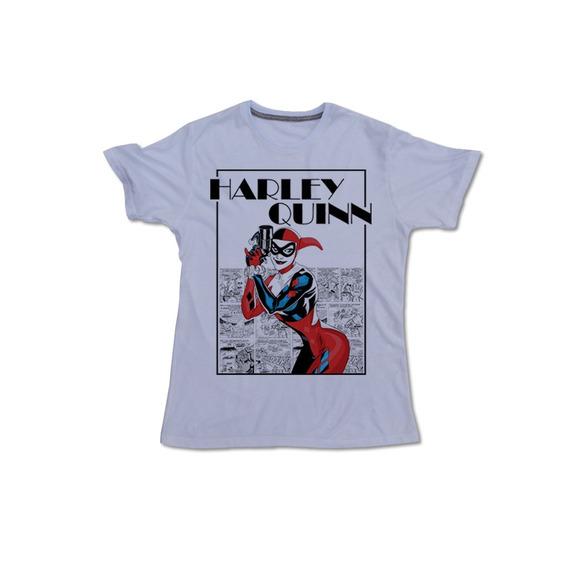 Remera Sublimatek - Harley Quinn #0301
