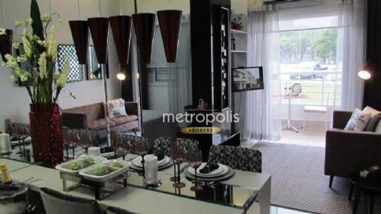 Loft Com 1 Dormitório À Venda, 42 M² Por R$ 314.000,00 - Jardim Do Mar - São Bernardo Do Campo/sp - Lf0005