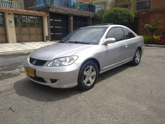 Honda Civic Ex Coupe 2004