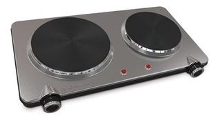 Anafe Eléctrico Ultracomb An-8800 Dos Hornallas 2250w