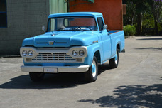 Ford F100 Ano 1963