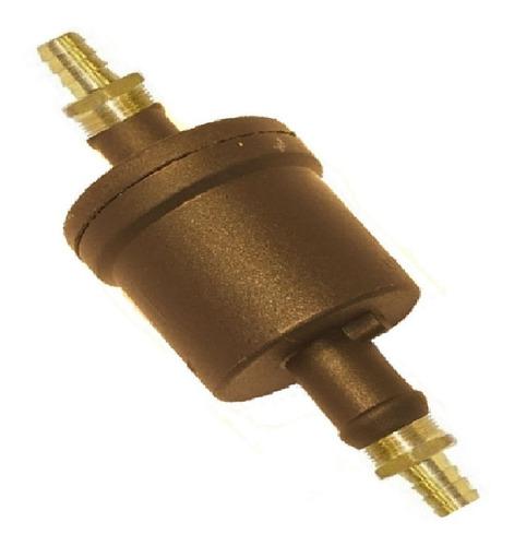 Imagem 1 de 5 de Antichama Válvula Corta Fogo Kit Hho Hidrogênio Vapor De Gas