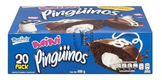 Pingüinos Marinela Mini 20 Pzas