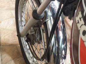 Honda Cg 125 Bolinha Antig Esportiva