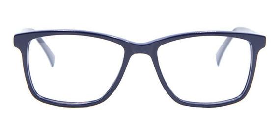 Lente Oft Unisex Accura Acc21909 Azul