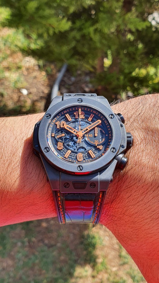 Hublot Big Bang King Orange Unico Full 411.ci.1190.lr.abo14