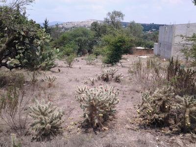 Terreno En Atotonilco De Tula Hidalgo