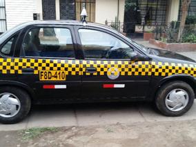 Chevrolet Corsa Taxi En Buen Estado