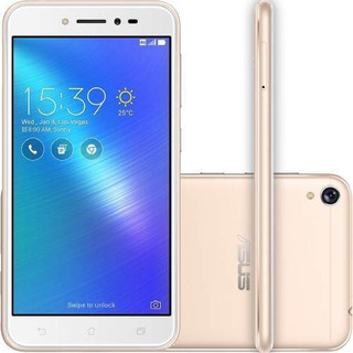 Asus Zenfone Live Zb501k 16gb 2gb Ram 4g Dourado Vitrine 3