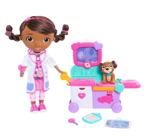 Doctora Juguetes Disney Muñeca Org
