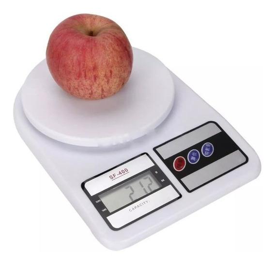 Balança De Cozinha Digital Até 10kg Alta Precisão Caseira