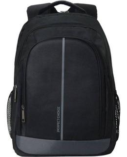 Mochila Backpack Perfect Choice Para Laptop 15 A 17