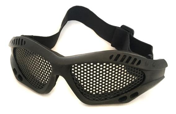 Óculos Tático Stanley Para Airsoft Kobra Ajustável Camuflado