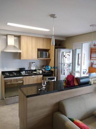 Imagem 1 de 19 de Apartamento Com 3 Dormitórios À Venda, 106 M² Por R$ 710.000,00 - Vila Andrade - São Paulo/sp - Ap11363