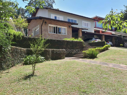 Casa Com 3 Dormitórios À Venda, 330 M² Por R$ 1.550.000,00 - Granja Viana - Cotia/sp - Ca18260