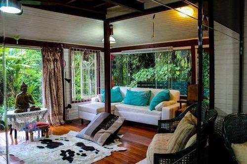 Casa Com 3 Dormitórios À Venda, 180 M² Por R$ 759.800,00 - Lagoa Da Conceição - Florianópolis/sc - Ca0152