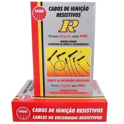 Jogo Cabo Vela Palio/siena/strada 1.0/1.5 96/99 Sct54 Ngk