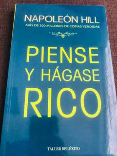 Libro Piense Y Hágase Rico+envío Gratis