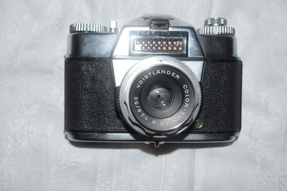 Máquina Fotografica Antiga Voigtlandr Bessamatic