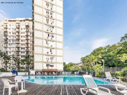 Imagem 1 de 30 de Apartamento Reformado No Maracanã - Hmap948 - 34785010