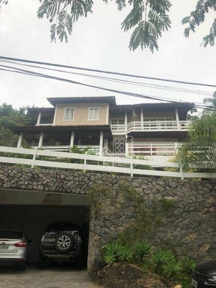 Casa Residencial À Venda, Piratininga, Niterói. - Ca0746