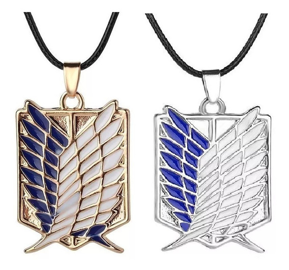 Ataque De Titanes Collar Shingeki No Kyojin Attack On Titan