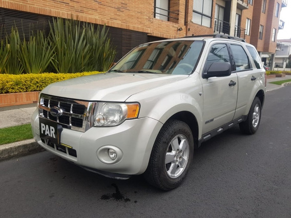 Ford Escape Xlt 2008 A,t 4x4 3.0