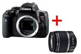 Kit Canon T6i Com Lente 18 55mm
