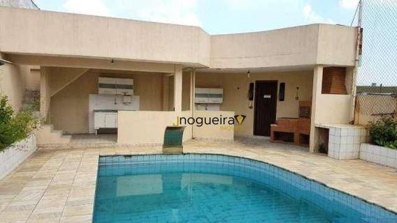 Casa Com 4 Dormitórios À Venda, 400 M² Por R$ 1.850.000 - Planalto Paulista - São Paulo/são Paulo - Ca3640