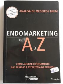 Livro Endomarketing De A A Z