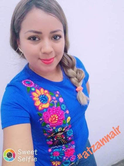 Playeras Artesanales De Zinacantan Chiapas