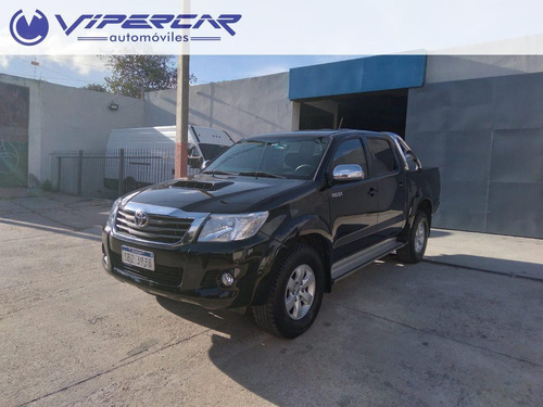 Toyota Hilux 7000 Y 48 Cuotas En Pesos 3.0 2015 Impecable!