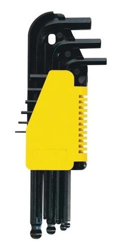 Llave Allen Stanley 69-256 Juego 1.5a10mm 9pzs