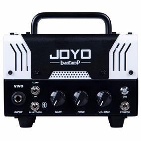 Cabeçote Joyo C/pré Valvulado Vivo 20wrms Bt