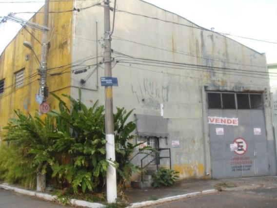 Galpão Em Vila Formosa, São Paulo/sp De 1005m² Para Locação R$ 10.000,00/mes - Ga434362