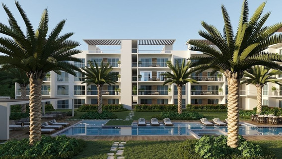 Apartments Of 1 And 2 Habs. In Bayahibe,la Romana With Beach