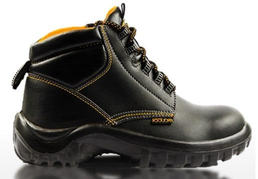 Bota De Seguridad Industrial Foot Safe Con Puntera
